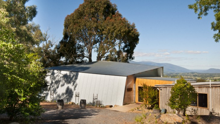 Views of and from Cellar Door