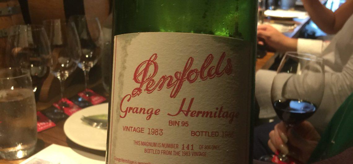 Penfolds Grange Magnum